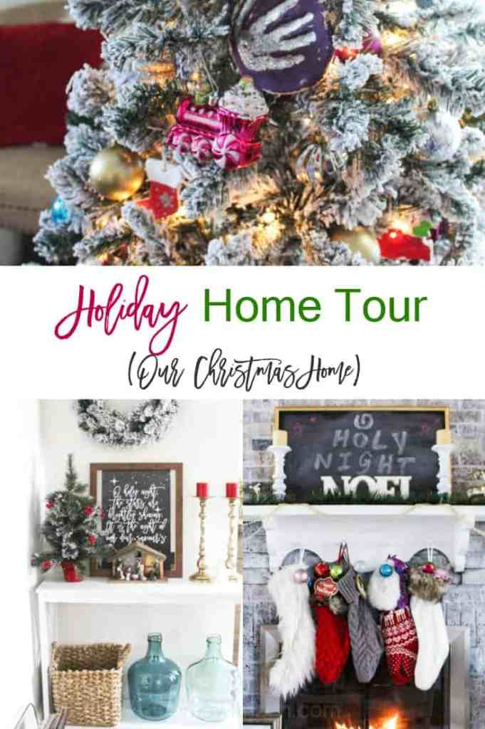 Holiday Home Tour 2019 - Pinterest