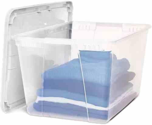 large storage bins