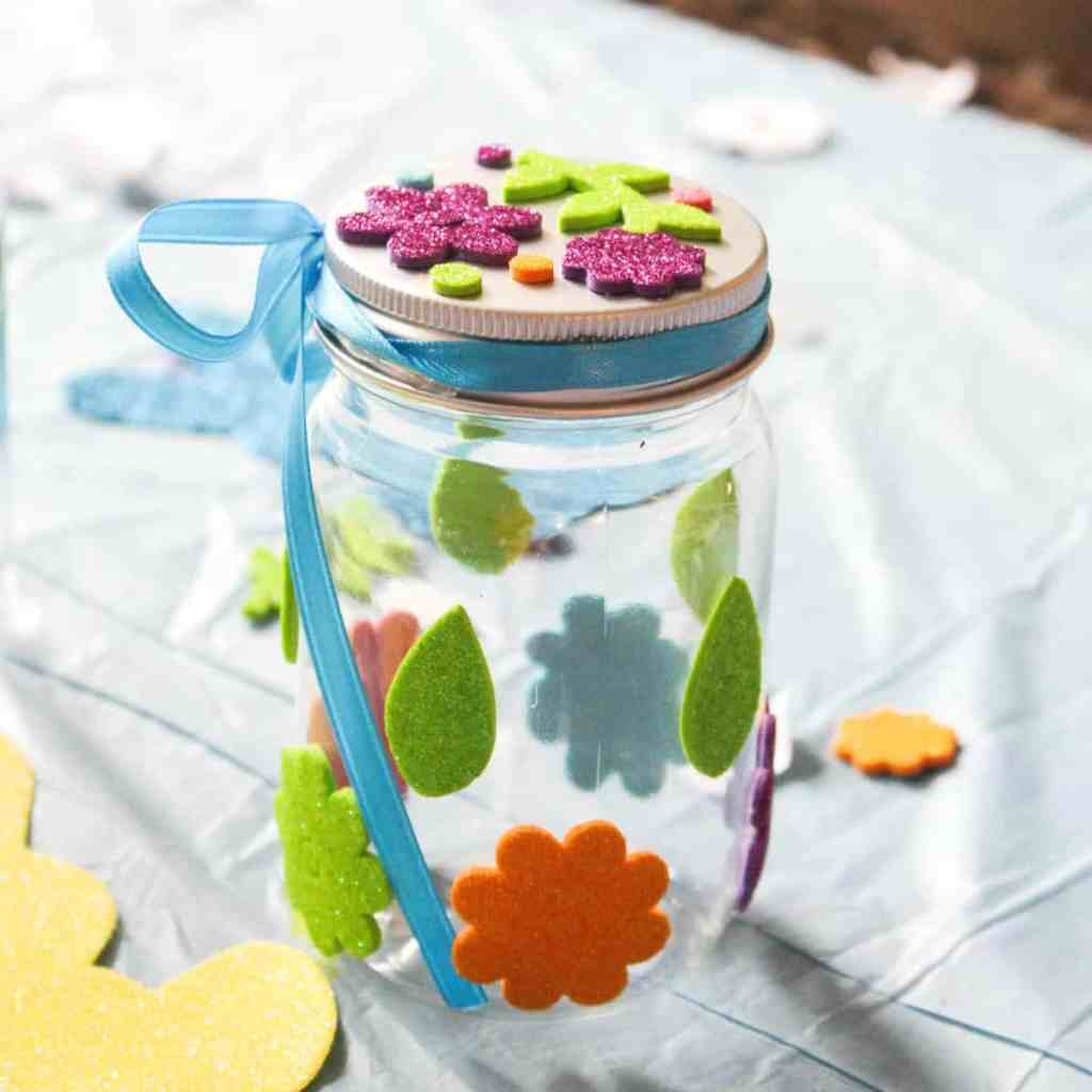 DIY Easter Treat Jars