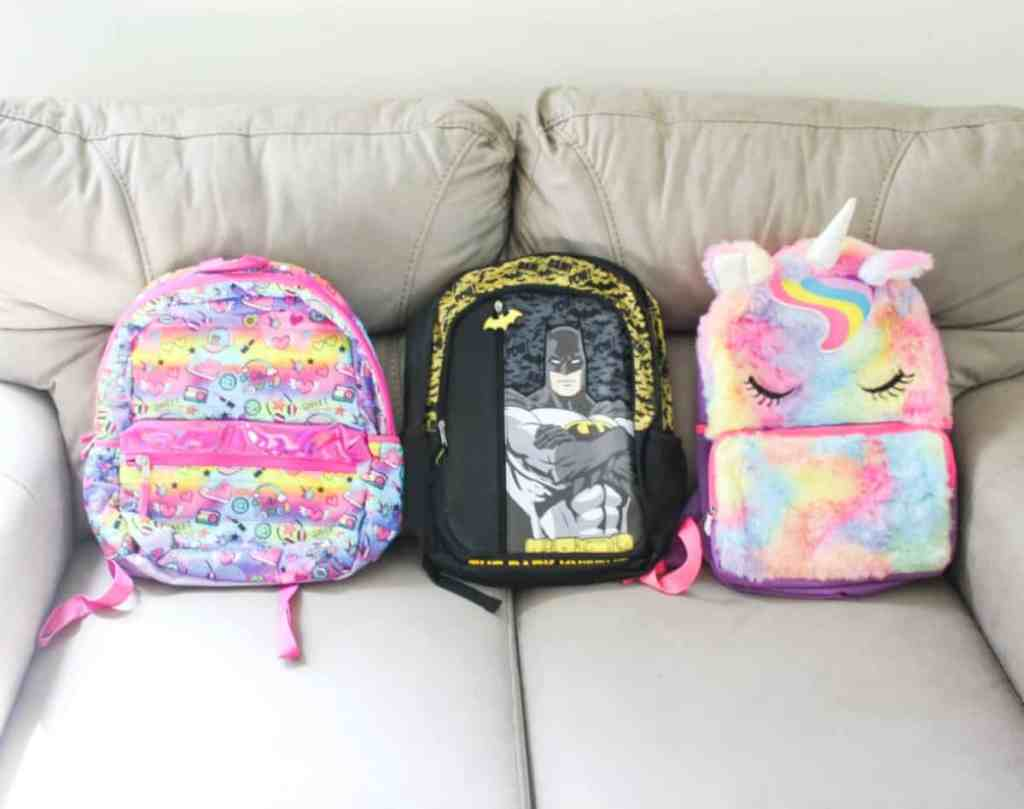 Best Backpacks for Back to School - Kids Backpacks - Where to Buy Backpacks for Kids - Affordable Backpacks for Kids - Cheap Backpacks - Back to School -2020 -athomewithzan.com