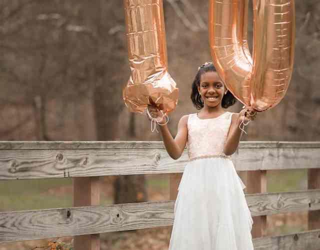 Our Eldest Child Turns Ten!