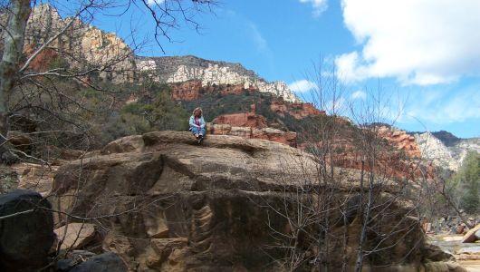 Oak Creek Canyon, Arizona