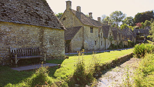 Arlington Row - Bibury, The Cotswolds, UK