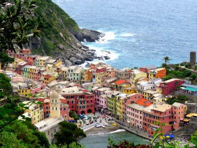 Vernazza - The Cinque Terre - Italy