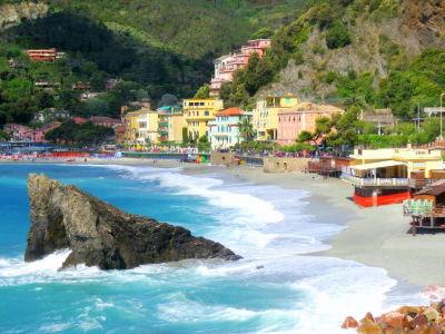 Monterosso - The Cinque Terre - Italy
