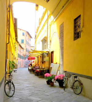 Lovely Lucca - Tuscany, Italy