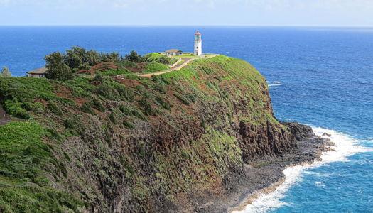 Kilauea Point Lighthouse - Kilauea, HI