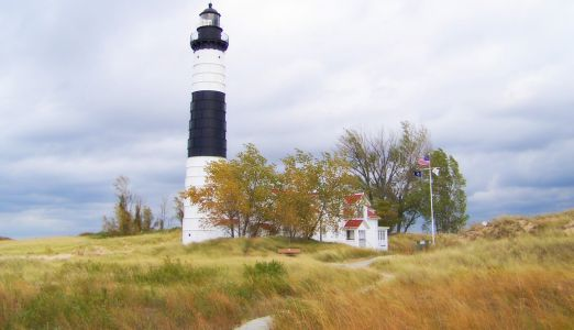 Big Sable Point LIghthouse - Ludington, MI
