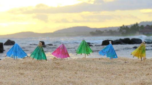 Poipu Beach - Kauai
