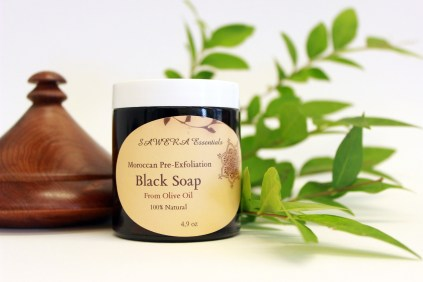 Hammam Black Soap