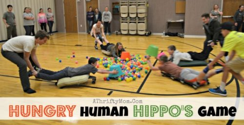 Youth Group Christmas Party Games