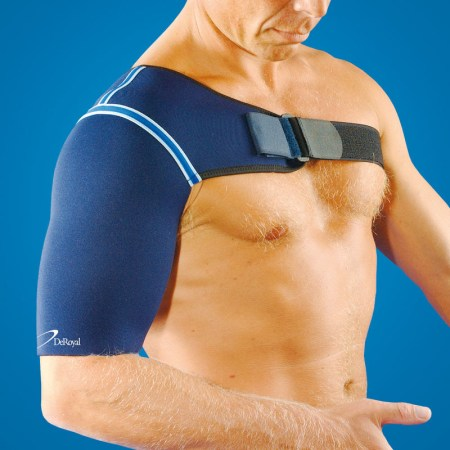 shoulder support for sports, mild shoulder instability, shoulder inflammation, shoulder pain, shoulder spport