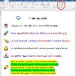 LireCouleur et Coloriƨation : aider à la lecture par colorisation