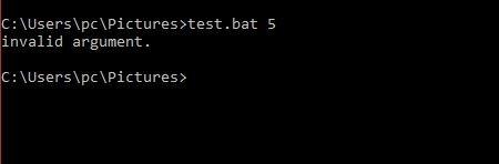 if batch script 2