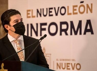 Nuevo León anuncia que vacunará a migrantes y reos