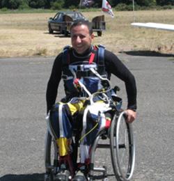 Conférencier Handicap Sport Antoine Aoun