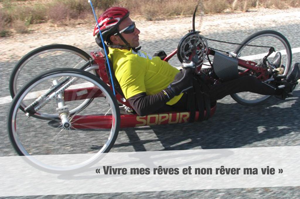 Pékin / Caen 2015 - AOUN conférencier Handicap