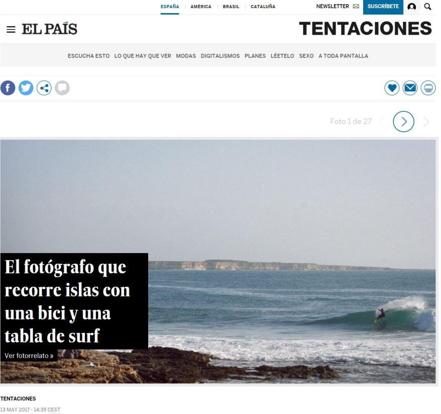 El País Tentaciones
