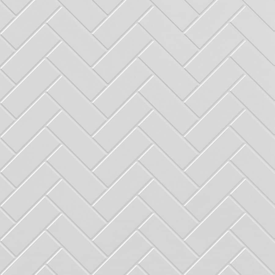herringbone tile sample