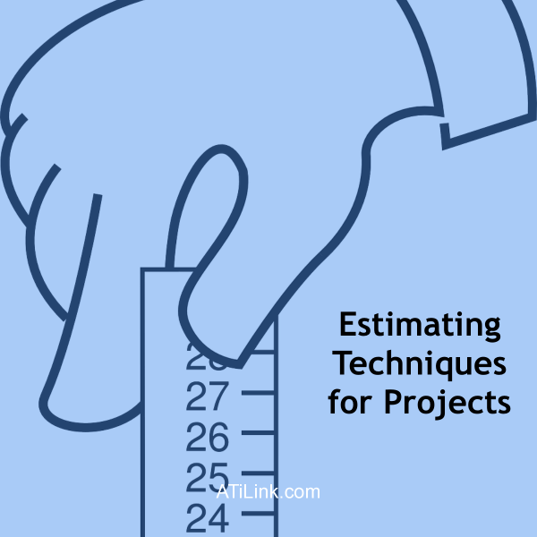 Estimating Techniques for Projects