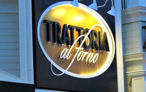 Trattoria al Forno Dinner Review