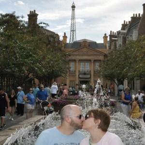 Fountain Kiss