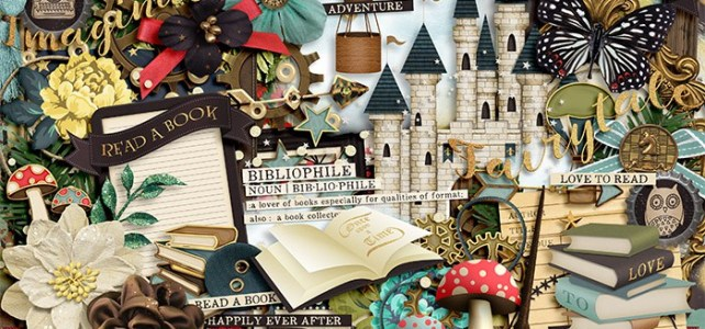 Top 5 Digital Kits for Scrapbooking Disney Memories