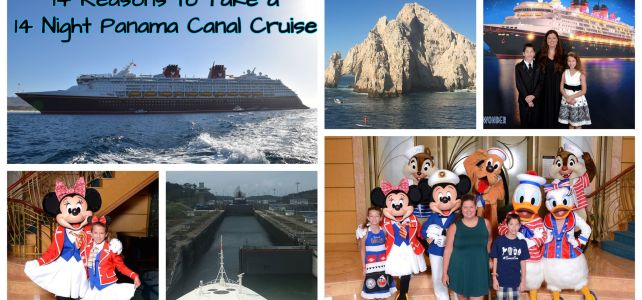 14 Reasons to Take a 14 Night Panama Canal Cruise on the Disney Wonder