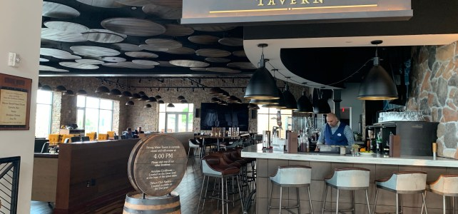 Strong Water Tavern at Universal Orlando Resort