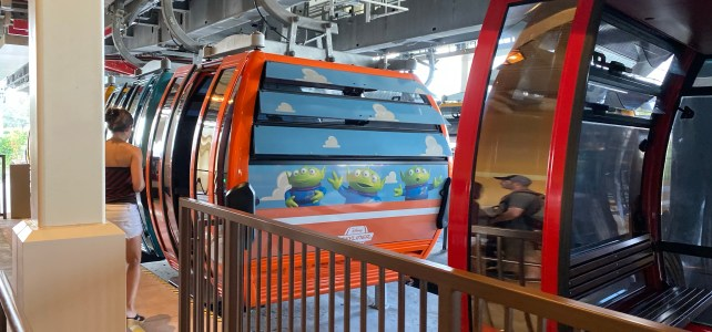 All About Disney's Skyliner