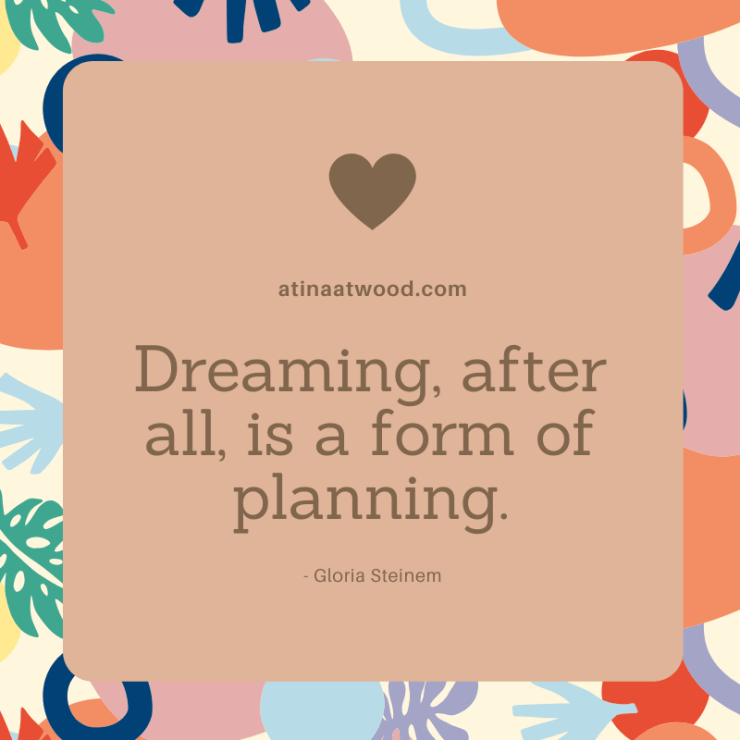 plan your dreams
