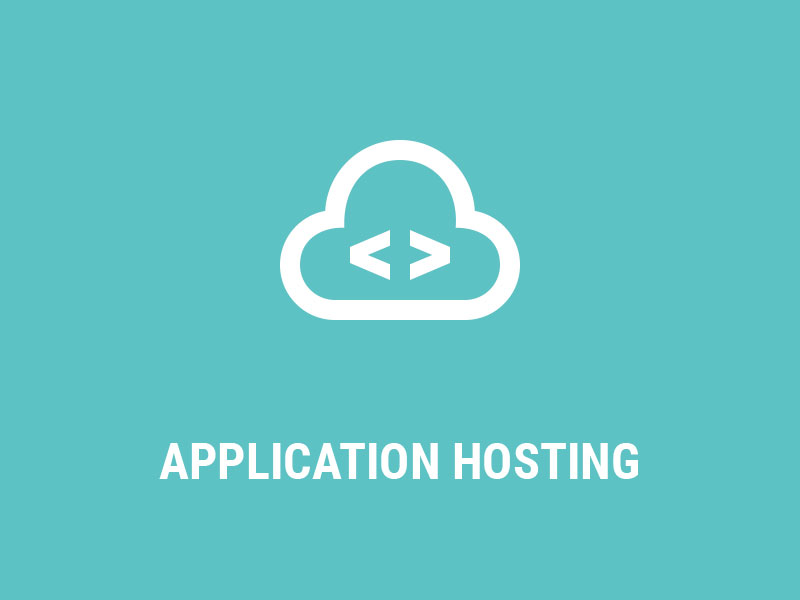 Application Hosting