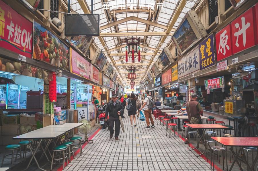  台北景點 華西街夜市,臥虎藏龍美食之地,超多好吃的在地美食,還有三間小吃榮獲必比登推薦