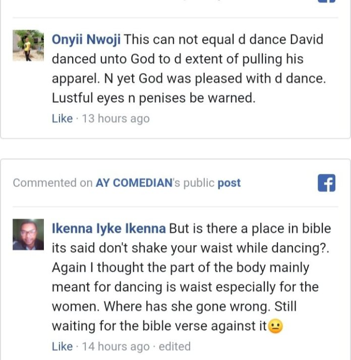 Lady with heavy 'Tundra' causes stir on social media with dance moves