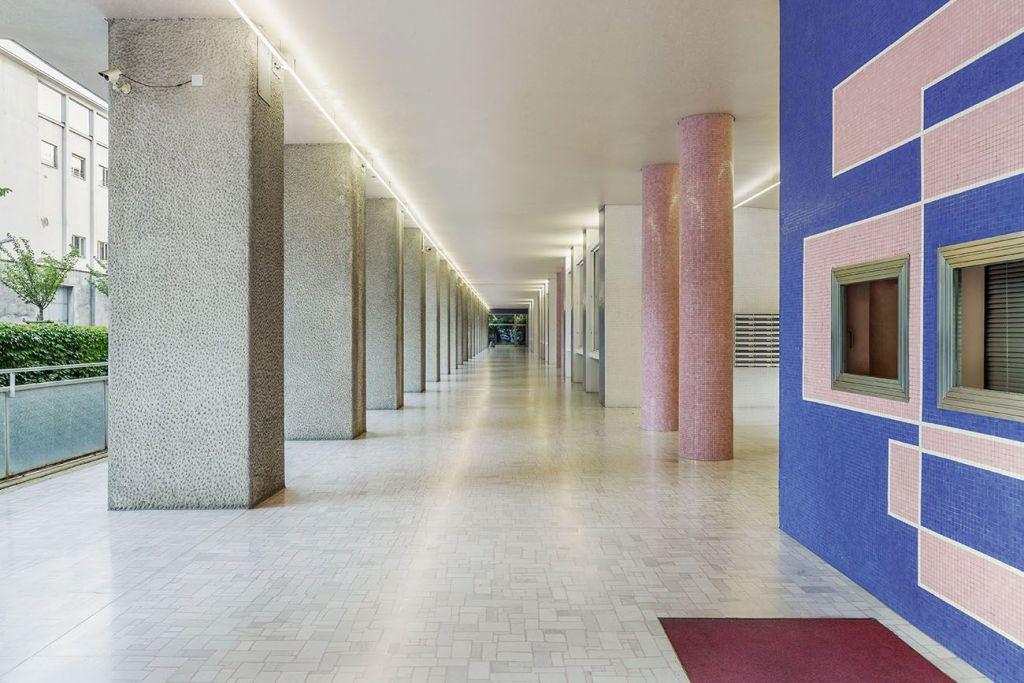 #entrywaysofMilan Palazzo Ina