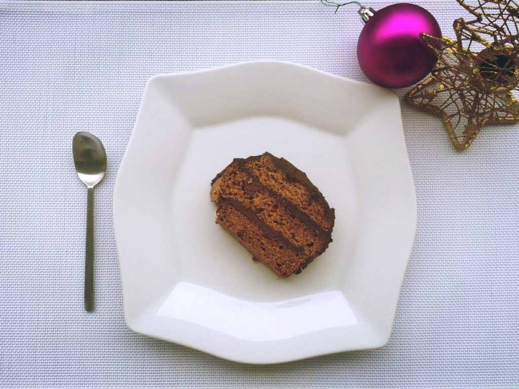 buche de noel - recettes végétariennes et vegan - atirelarigot