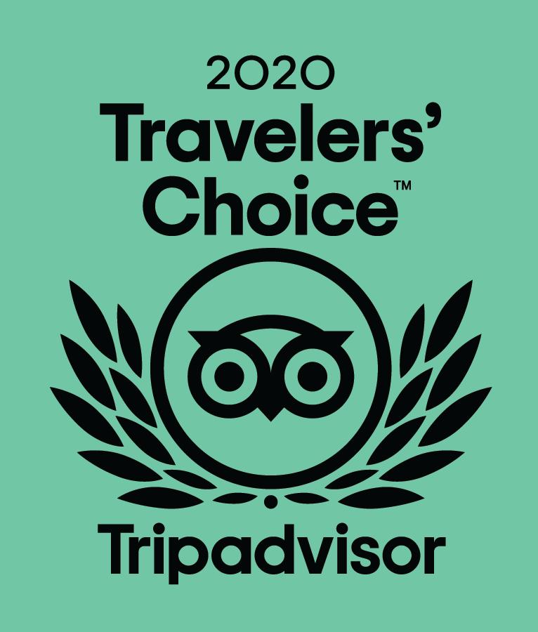 Atithi Winner of Traveler's Choice 2020 Award