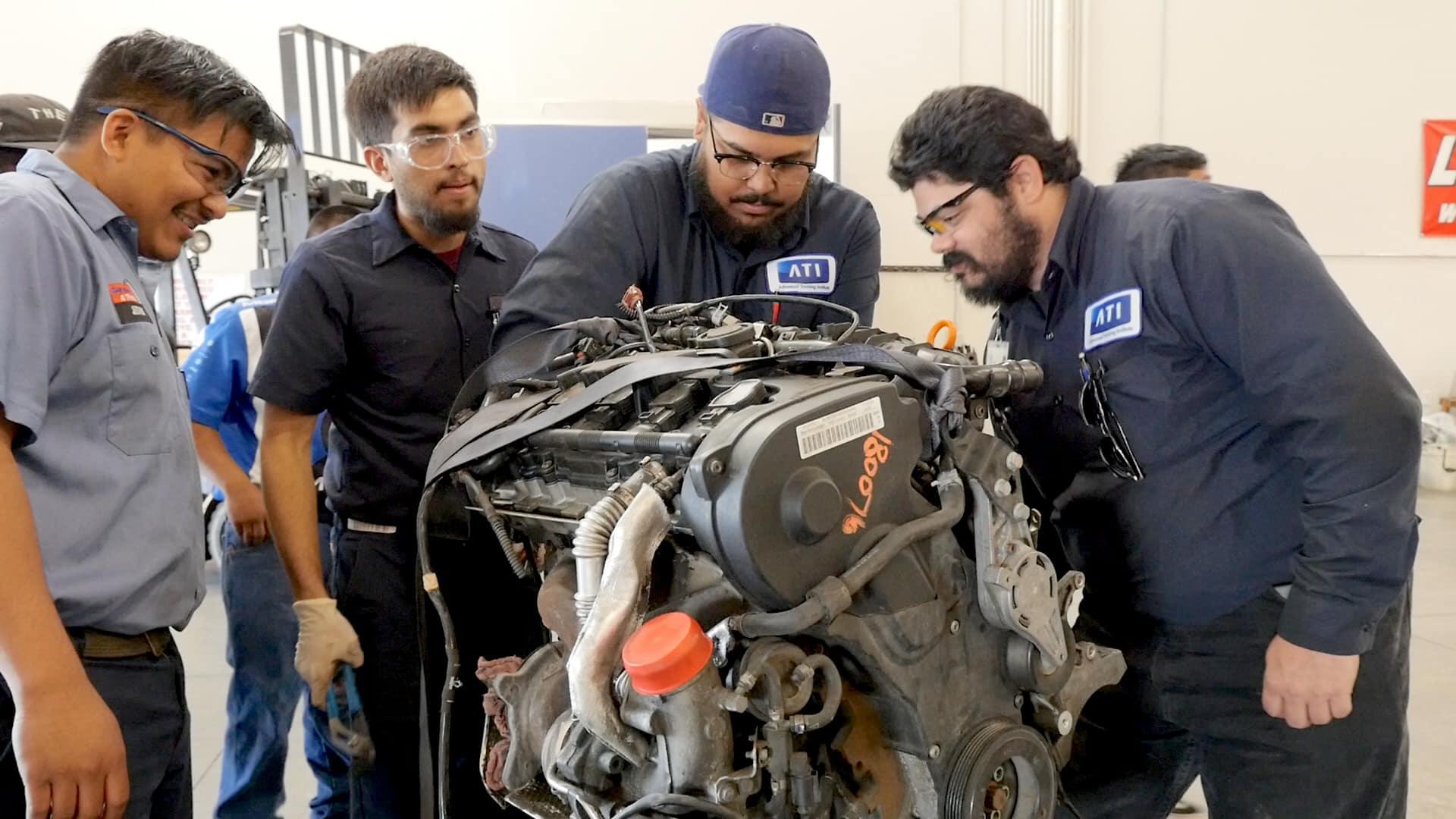 Automotive Technology Training School Amp Degree Las Vegas