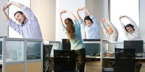 Ginástica laboral: 10 benefícios no ambiente de trabalho