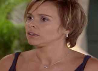 Giulia Gam como Heloísa em Mulheres Apaixonadas