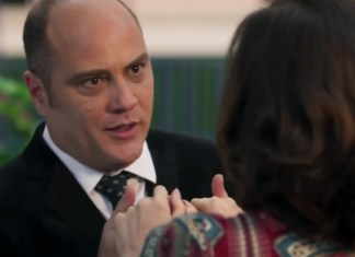 Rodrigo se envolverá com sua amada Francesca