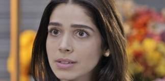 Sabrina Petraglia como Shirlei em Haja Coração (Globo)