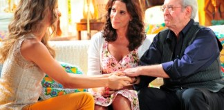 A família estará toda reunida em Flor do Caribe (Globo)