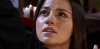 Maria Desamparada terminará sua relação com Max