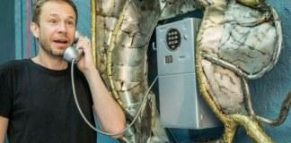 Tiago Leifert apresentador do 'Big Brother Brasil' (Globo)