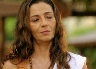 Cyria Coentro como Bibiana em 'Flor do Caribe' (Globo)