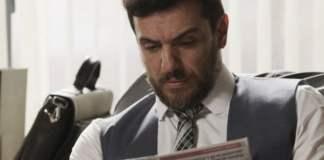 Rodrigo Lombardi interpretando Caio em 'A Força do Querer' (Globo)