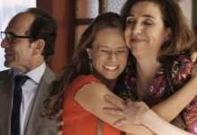 Tancinha (Mariana Ximenes) e Francesca (Marisa Orth) em 'Haja Coração' (Globo)