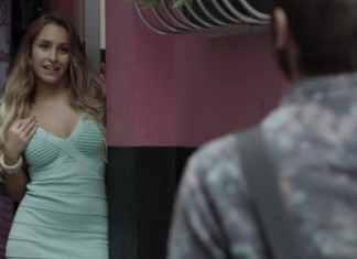 Carine (Carla Diaz) e Rubinho (Emilio Dantas) em 'A Força do Querer' (Globo)