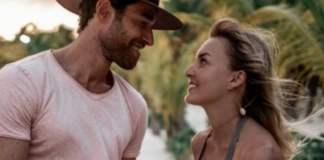 O casal Sebastían Rulli e Angelique Boyer